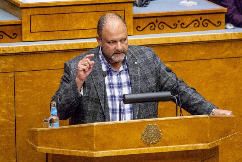 Mihhail Stalnuhhin kandideerib Keskerakonna esimeheks