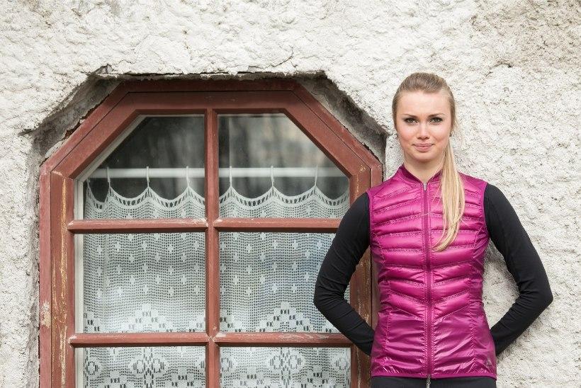 Saskia Alusalu püstitas MK-etapil Eesti rekordi