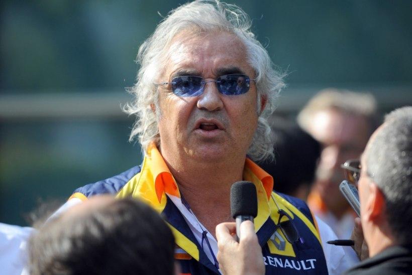 Endine ülemus pole kahe aasta jooksul Schumacherit külastada raatsinud