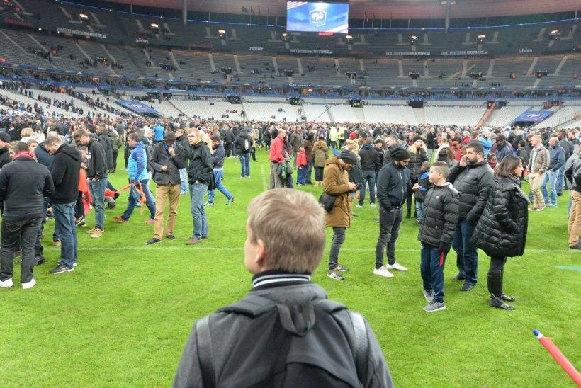 82-aastane jalgpallistaar: Prantsusmaa loobugu EMist. Kas arvate, et inimesed lähevad veel Stade de France'ile?