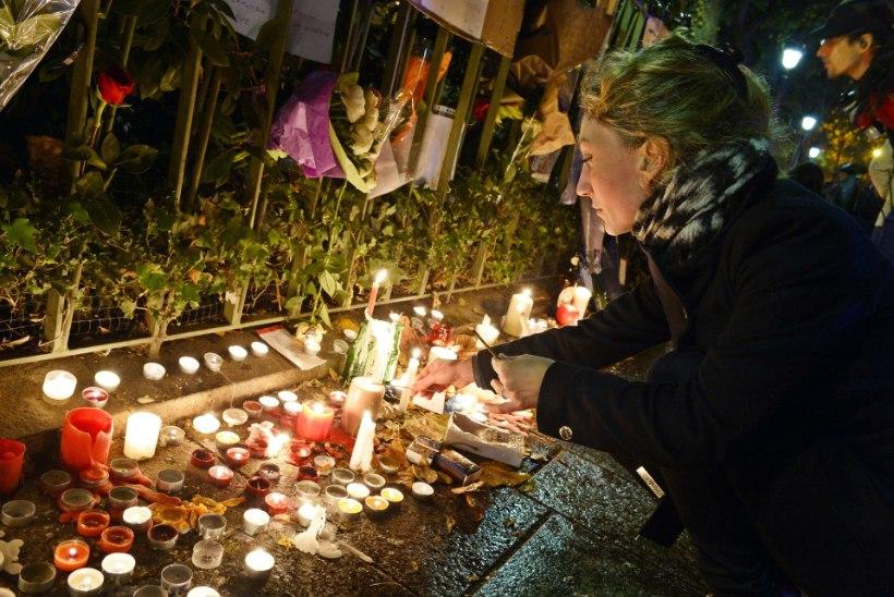 SIND VAJATAKSE: dramaatiline foto, mis annab aimu, millega Pariisi tohtrid pärast terrorirünnakut silmitsi pidid seisma