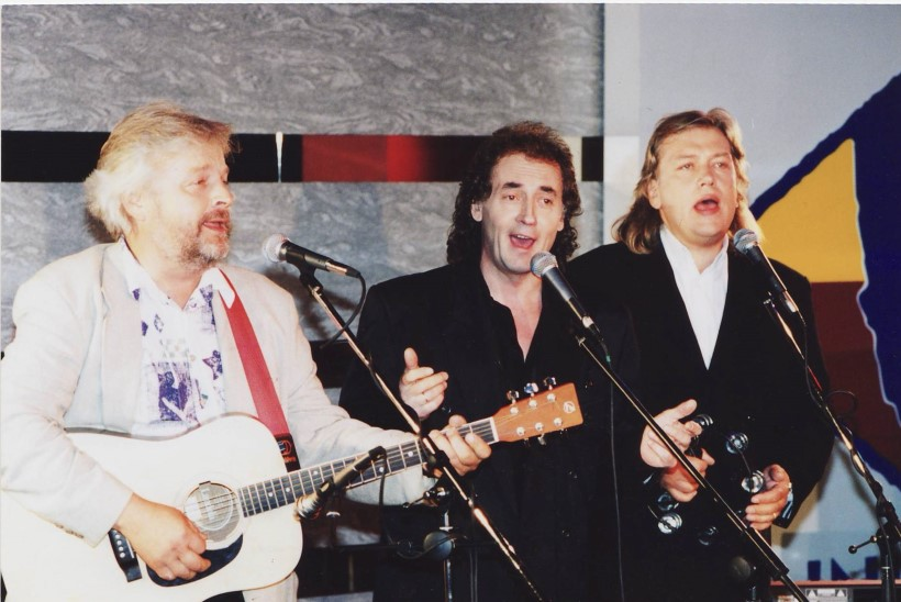 Jaak Joala, Ivo Linna ja Tõnis Mägi hääl tuli kolme tenori tuuril hoopis lindilt!