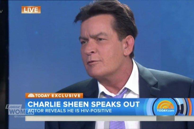 "VIDEO | CHARLIE SHEENI PIHTIMUS: ""Tunnistan, et olen HIV-positiivne."""