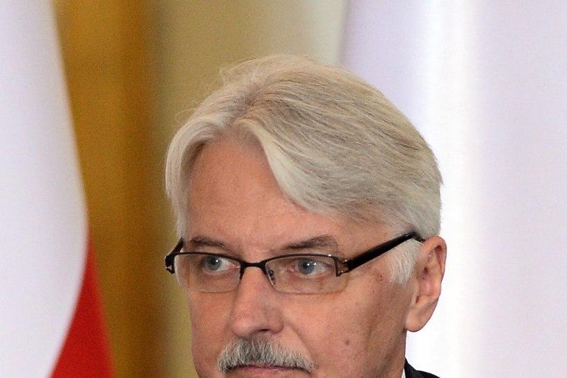 Poola välisministri ettepanek: Euroopasse saabunud süürlastest moodustada sõjavägi ja saata see kodumaale võitlema