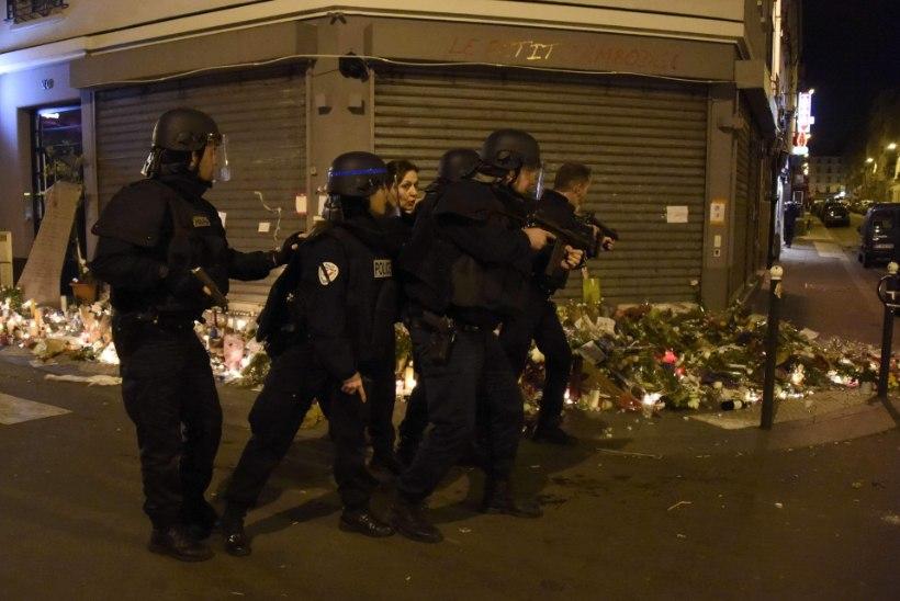 Kuidas ohjeldada Pariisi veresauna taustal hirmu?