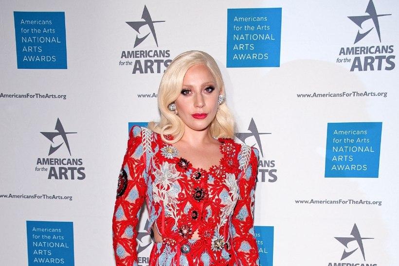 Näitlemine leevendas Gaga depressiooni