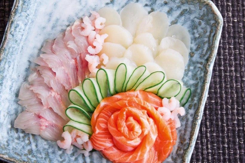 Sashimi-vaagen