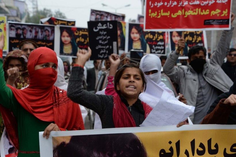 Afganistani võimud vahistasid islamiriiki nõudnud üliõpilased