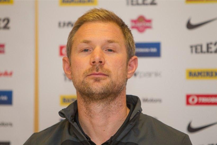 Magnus Pehrsson: tegime treeneritega Pareikole meeldejääva kingituse