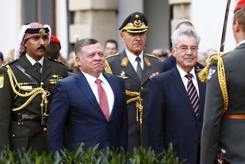 """Jordaania kuningas: """"See on kolmas maailmasõda."""""""