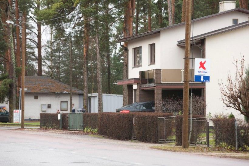 Elvas varastati maja hoovist kallis BMW, võtit polnud vajagi