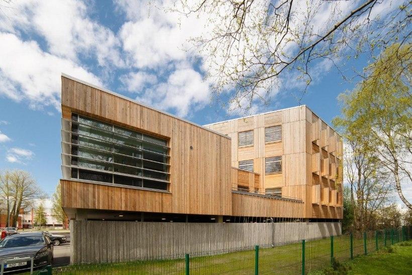 Selgusid Eesti Arhitektide Liidu aastapreemia nominendid