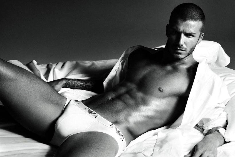 """David Beckham: """"Mul pole kunagi olnud tunnet, et oleksin seksikas."""""""