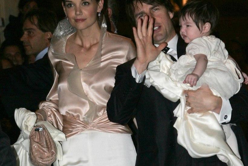 """ENDISE SAIENTOLOOGI PALJASTUSED: """"Tom Cruise jättis oma pulmas pisitütre WC-põrandale nutma."""""""