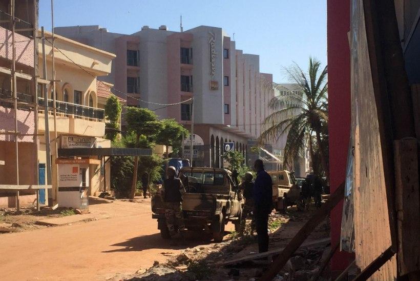 FOTOD | Islamistid võtsid Mali pealinna hotellis 170 inimest pantvangi
