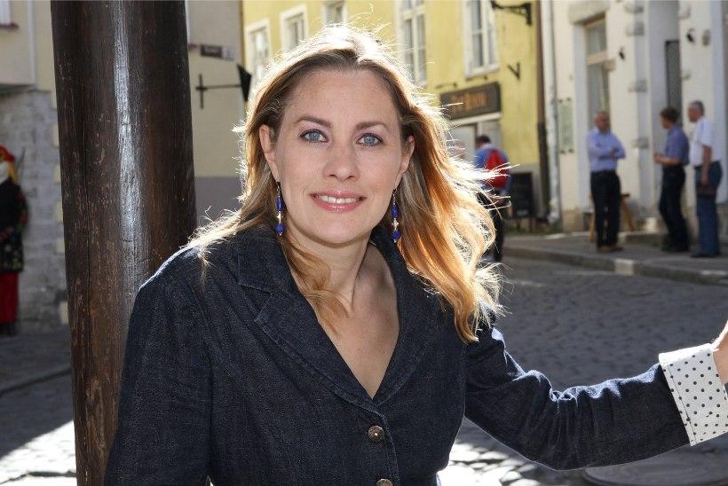 Kerstin-Oudekki Loone astub riigikogus Lauri Laasi asemele