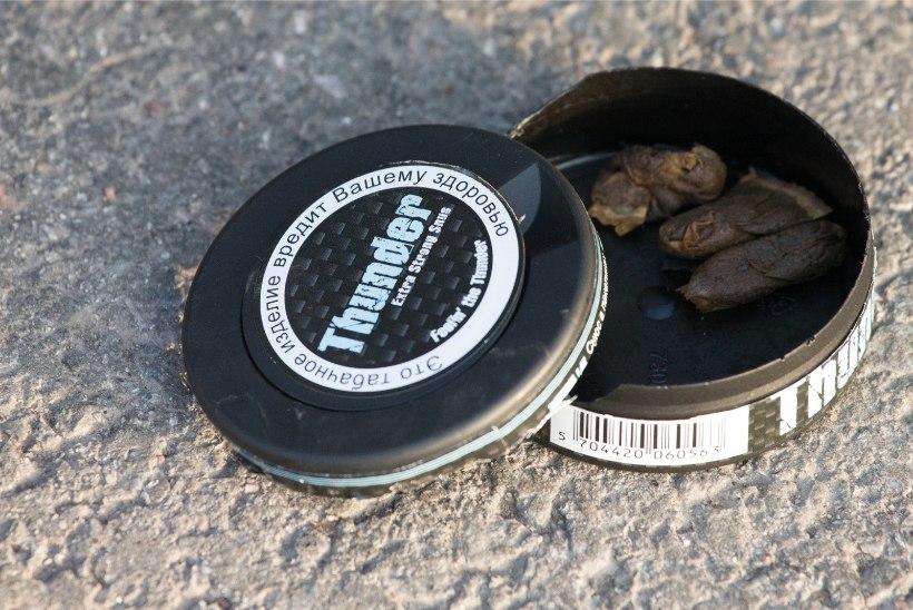 Huuletubakas kahjustab tervist teiste tubakatoodetega võrreldes kordades rohkem