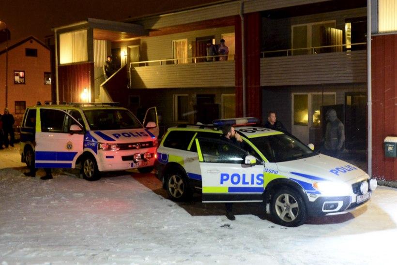 Rootsis arreteeriti terrorismis kahtlustatav iraaklane
