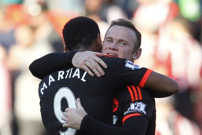 LAATSARET! Manchester Unitedil on vaid üks(!) terve ründaja