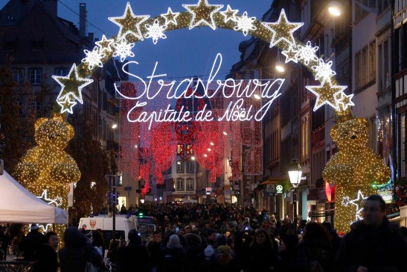 Euroopas kardetakse jõuluturgude turvalisuse pärast