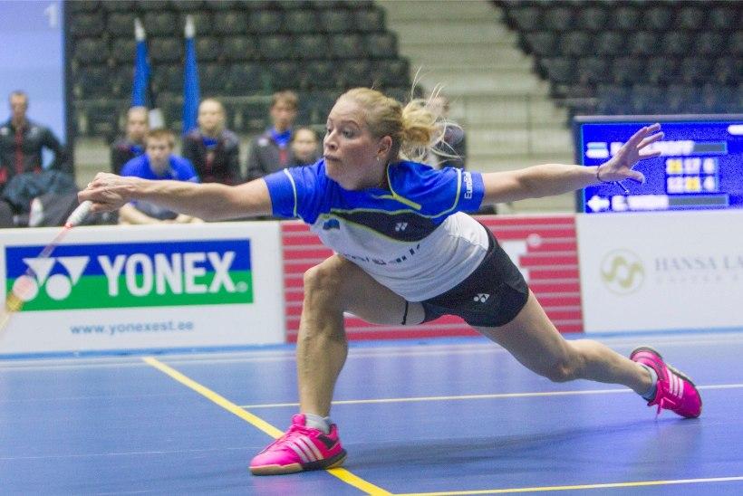Kati Tolmoff jõudis Helsingis poolfinaali