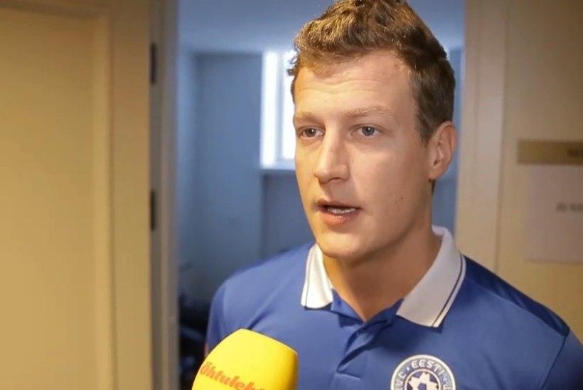 ÕHTULEHE VIDEO | Näitleja Juss Haasma võiks vabalt olla ka jalgpallur!