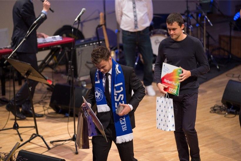 GALERII | Eesti vutihooaeg sai Estonias piduliku ja šiki lõpu