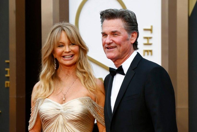 Goldie Hawn saab viimaks tanu alla