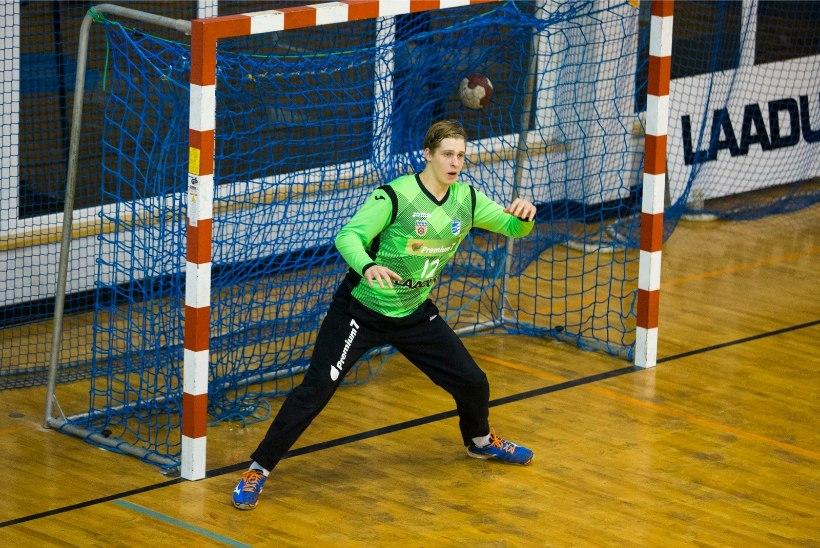 GALERII | JUHHEI! Kehra käsipallurid jõudsid eurosarjas edasi ja tegid klubi ajalugu