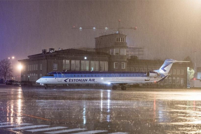Endine Estonian Airi piloot: kurb, et tööandja käitub meiega kui ketikoertega
