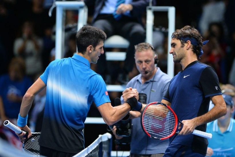 KORDUSKOHTUMINE FINAALIS: Alagrupis maailma esireketi alistanud Federer kohtub temaga taas