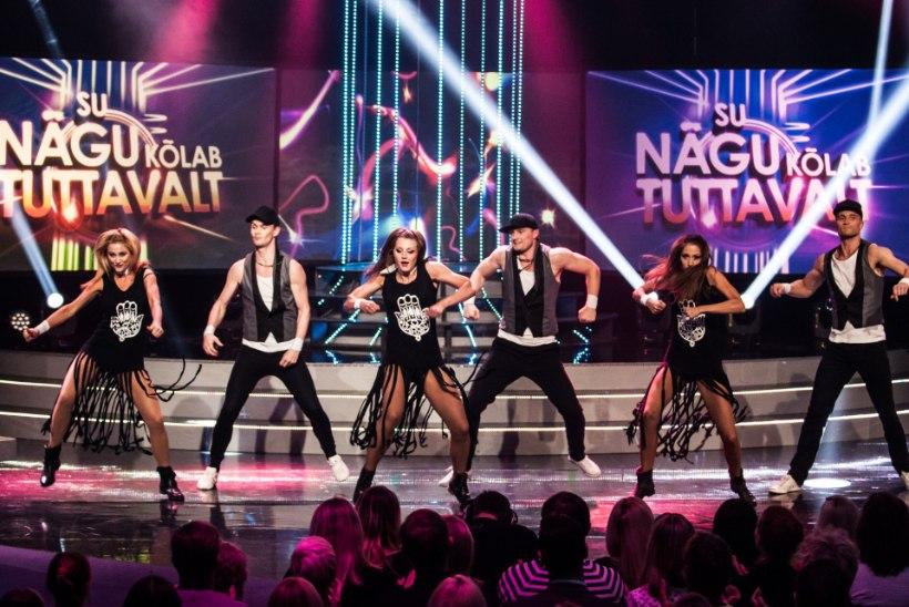GALERII JA TV3 VIDEOD | Näosaate võitis Rolf, finaali pääsesid ka Juss, Saara ja Liina