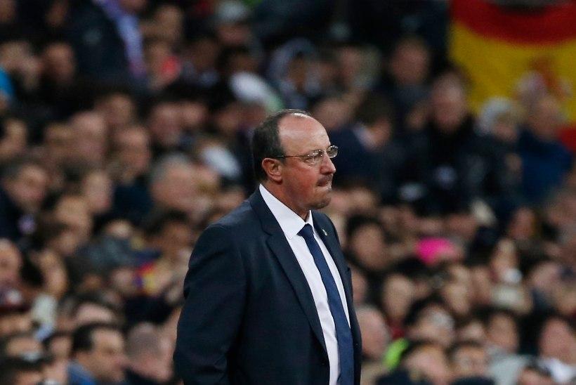 AMETLIK! Benitez jätkab Reali peatreenerina! Hüvasti, Ronaldo?