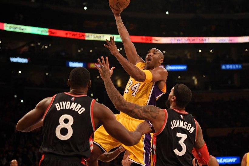 Kas Lakersist võib ülepea olla vastast Golden State'i rekordiürituse teel