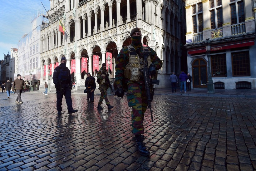 Eesti suursaadik: olukord Brüsselis on pigem sünge kui ärev