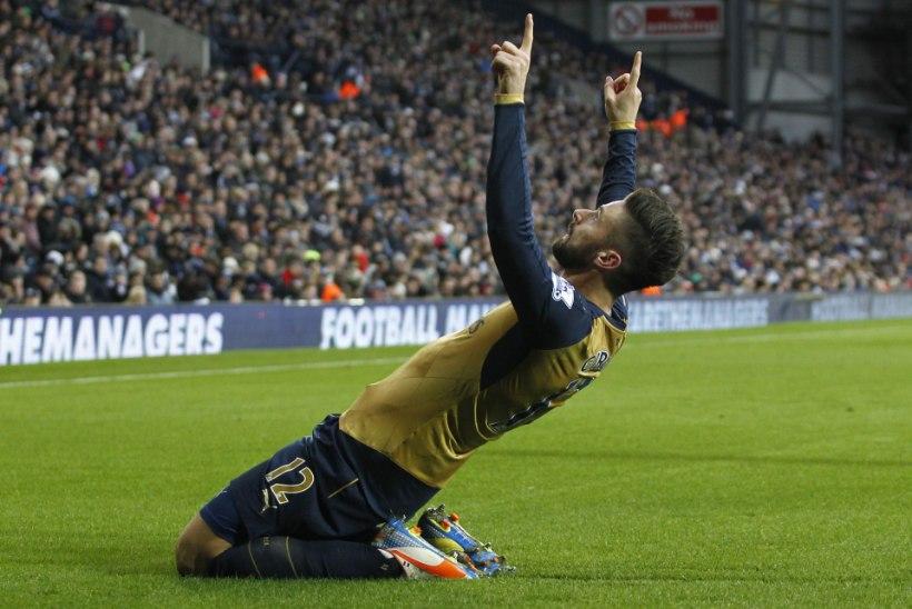 Arsenali tõehetk: võit või kojusõit
