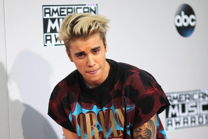 Kas maksaksid 1850 eurot, et teha Justin Bieberiga selfie?