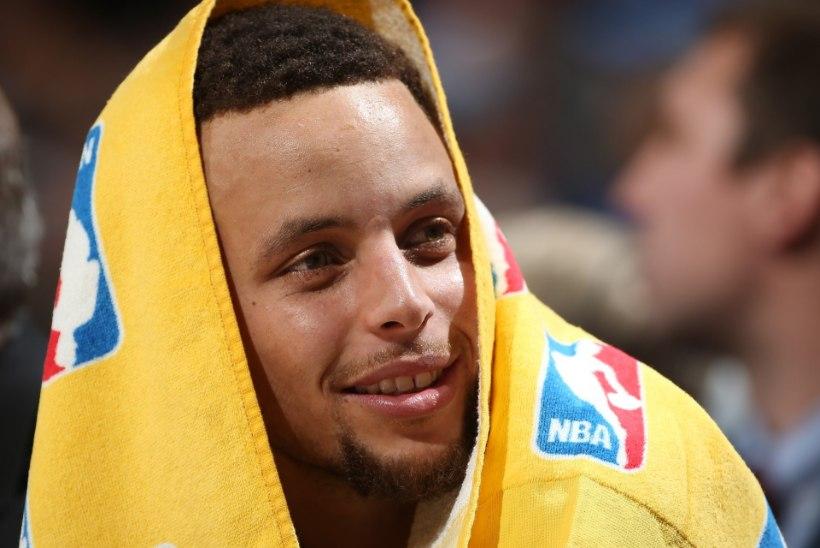 Golden State kordas NBA rekordit!