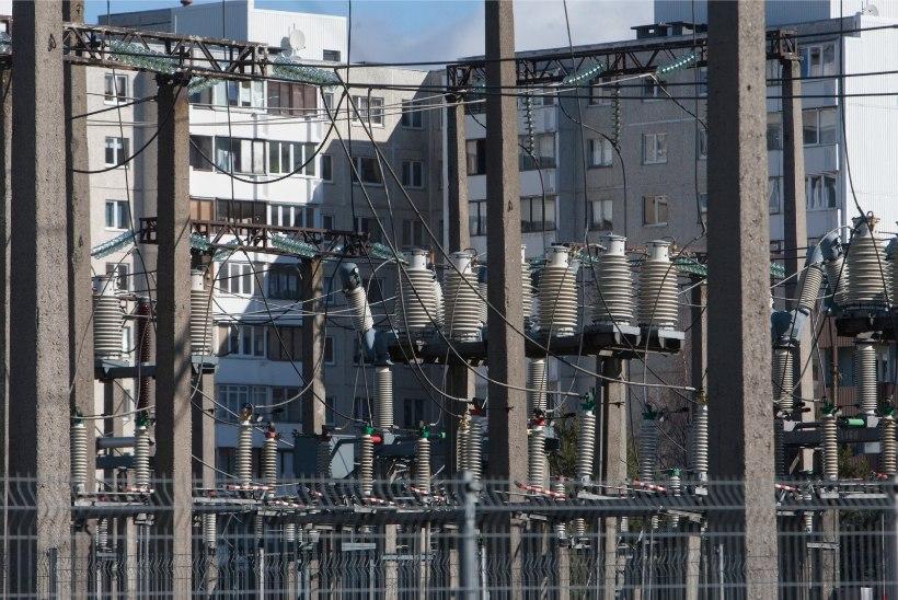 Oktoobris vähenes Eesti elektritoodang viiendiku võrra