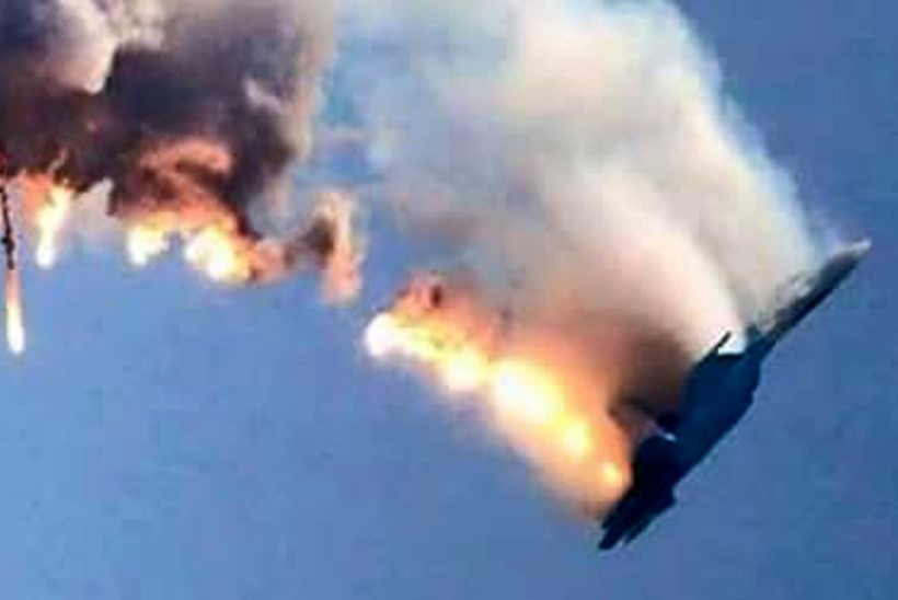 Järsk pingekasv Süüria rindel: Türgi tulistas alla Vene ründelennuki