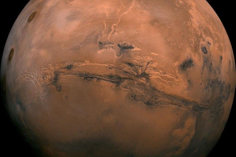 Marss saab endale rõnga