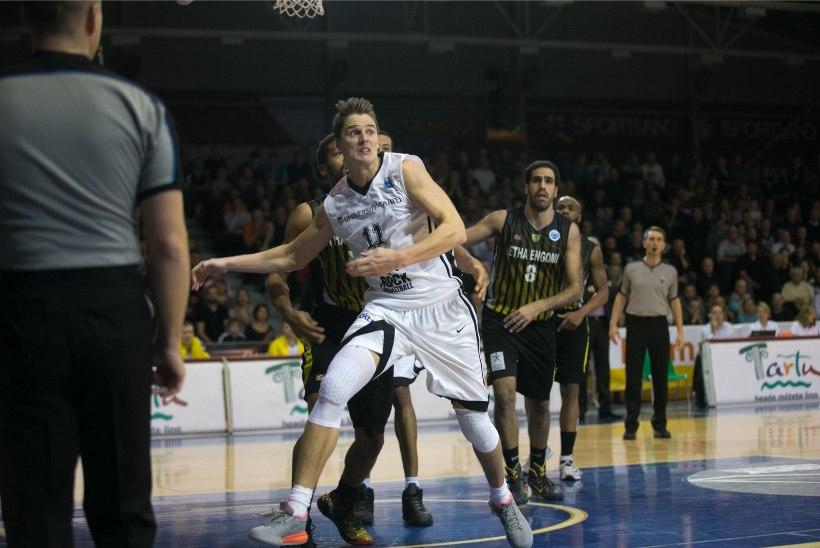 ÕHTULEHE VIDEO | Marek Doronin: mängupaus andis tunda, kops läks kiiresti kinni