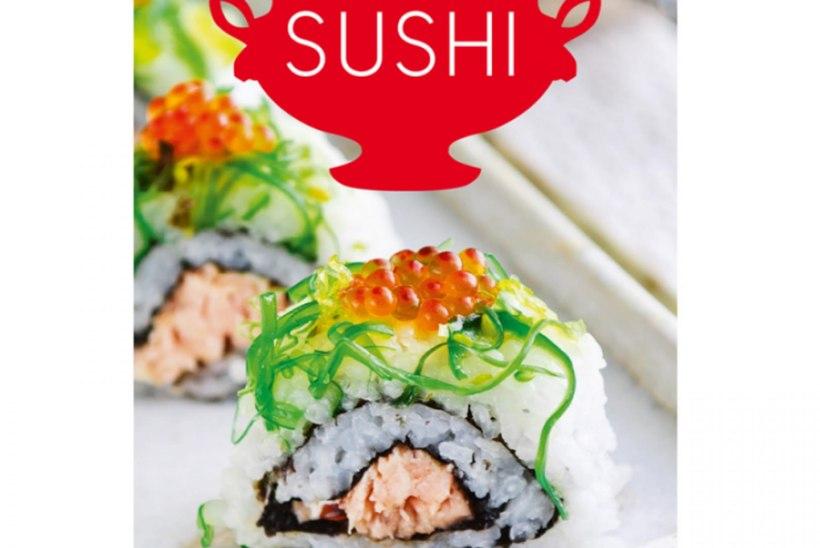 Uus raamat! Sushi