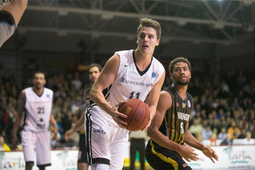 REPORTAAŽ | Tartu Rock alistas kindlalt Küprose klubi ja astus sammu edasipääsu suunas