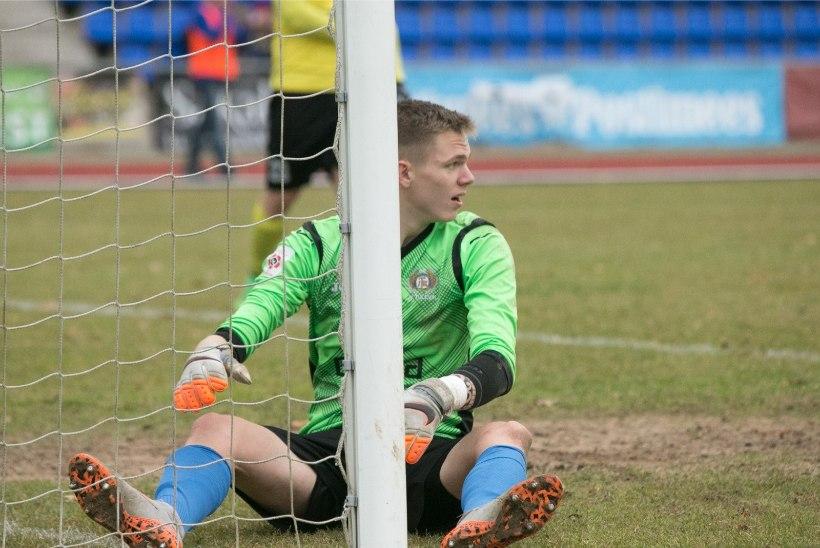 Euroopa liigas alagruppi juhtiv vutiklubi kutsus noore eestlase testimisele