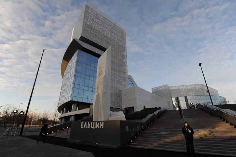 Jekaterinburgis avati Jeltsini keskus