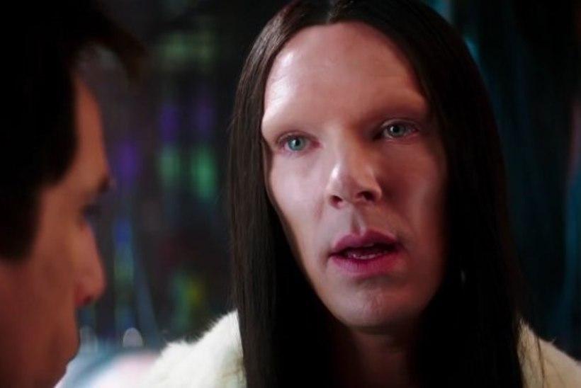 Cumberbatchi tegelaskuju ajas transseksuaalid marru