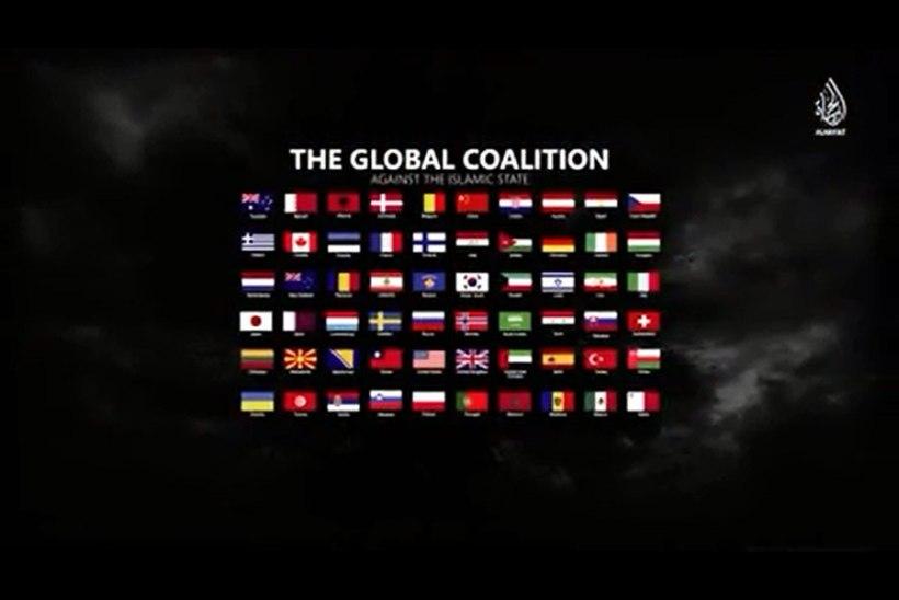 VIDEO   Eesti on langenud Islamiriigi vaenuriikide nimekirja