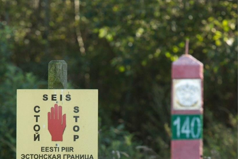 Eesti-Vene riigipiirilepete ratifitseerimise eelnõu läbis esimese lugemise