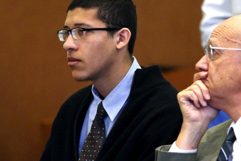 14aastane koolipoiss vägistas ja tappis oma matemaatikaõpetaja
